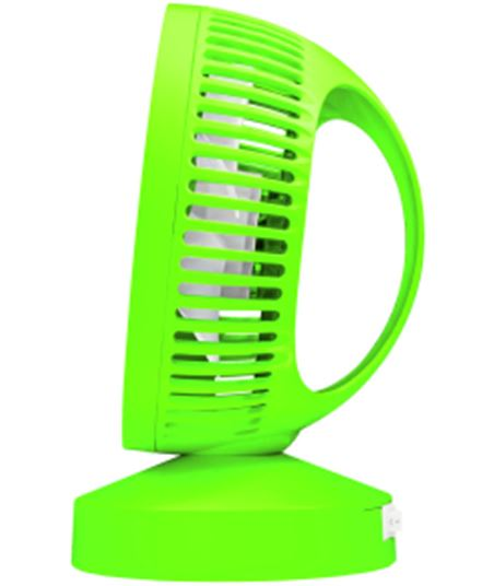 Ventilador refrigeración usb Trust summer verde 22581 - 53718144_8570177573