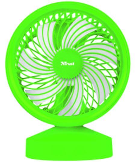 Ventilador refrigeración usb Trust summer verde 22581 - 53718144_5930473948
