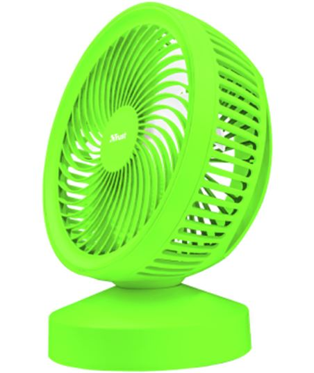 Ventilador refrigeración usb Trust summer verde 22581 - 22581