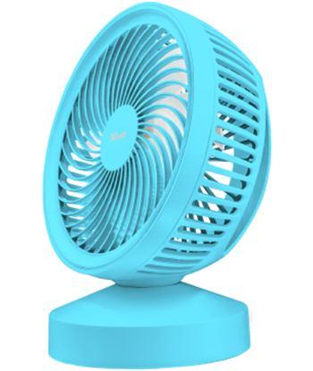 Ventilador refrigeración usb Trust summer azul 22580