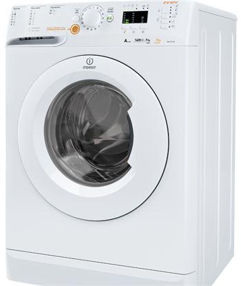 Lavadora-secadora Indesit XWDA751480X 7/5kg 1400rpm blanca a