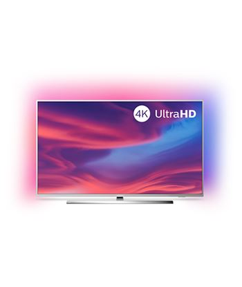 Tv led 126 cm (50'') Philips 50PUS7354 hdr ultra hd 4k android tv ambilight