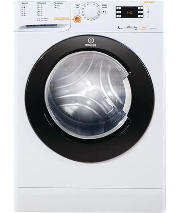 Lavadora secadora Indesit xwde 961480x wkkc de 9 kg y 1.400 rpm XWDE961480XWKKC