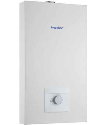 Calentador gas estanco Neckar 8 litros gas natural 7736504894