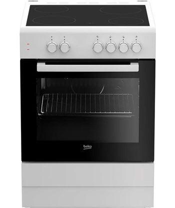 Beko FSS67000GW cocina vitro 4f 60cm blanca Cocina - 8690842062551-0