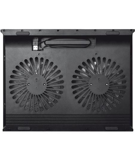 Soporte refrigeración portátiles dos ventiladores Trust 20104 - 25117085_2720