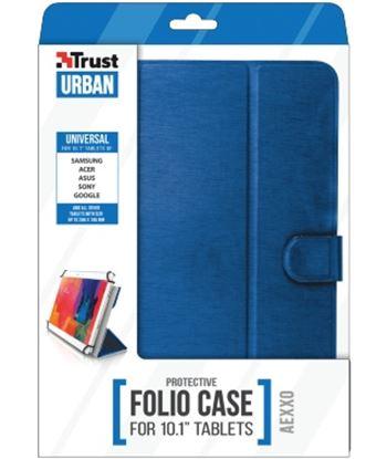 Trust funda universal para tablet aexxo 10 azul tru21205 - 31161628_3483