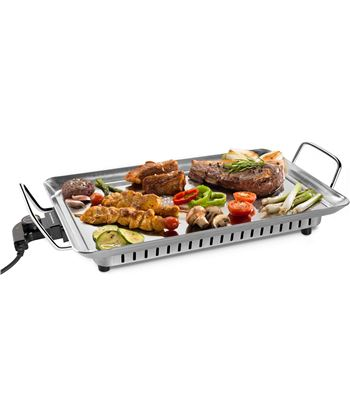 Plancha cocina Mondial TC04I table 4 cook inox chef 51x31cm