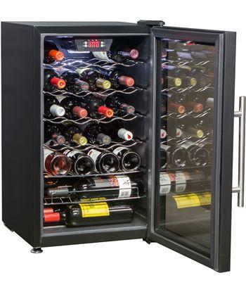 Nuevoelectro.com vinoteca cavanova cv022t 22 botellas 72x42cm