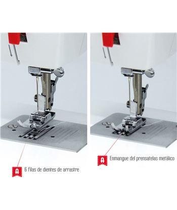 Maquina coser Alfa BASIC720 . - 63146399_8312491771