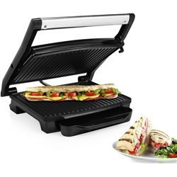 Princess grill/sandwichera princes ps112415 panini grill 30x24cm