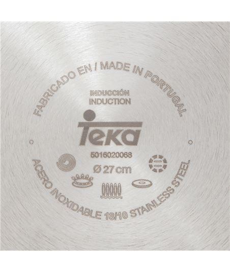 Grill Teka cuadrado antiadherente 27x27 cm 49004870 - 39272487_3543277910