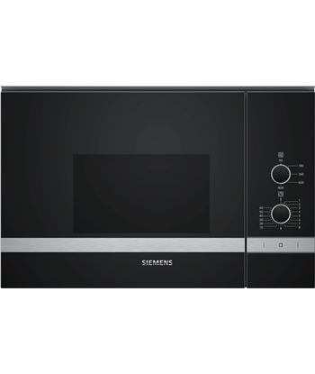 Microondas integrable Siemens BF520LMR0 negro s/gr