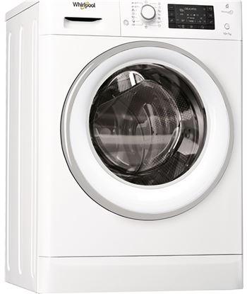 Lavasecadora Whirlpool FWDD1071681WSEU,10/7kg