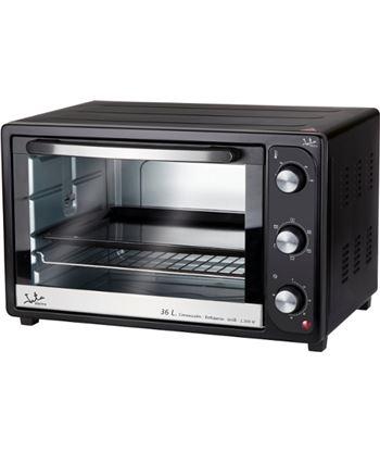 Mini horno Jata HN936, 36l, radiacion, blanco-neg Hornos sobremesa
