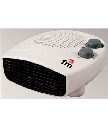 F.m. termoventilador fm mallorca horizontal con termost