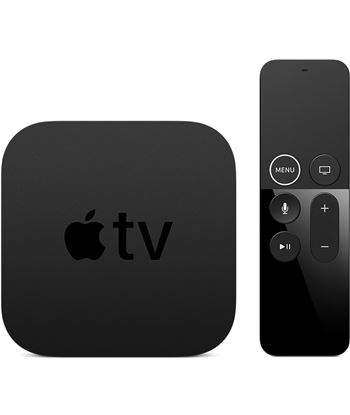 Reproductor audio/video Apple tv 4k 32gb negro MQD22HY/A