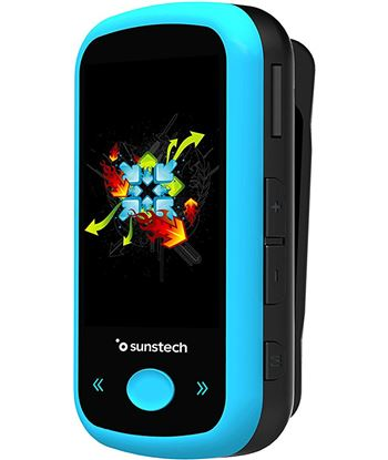 Sunstech ibizabt8gbbl mp3, mp4 y mp5