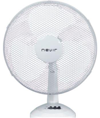 Ventilador de mesa Nevir NVR-VM40-B blanco Ventiladores