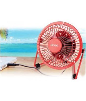 Nuevoelectro.com ventilador sogo por usb 4.3w/24 ss3004