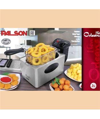Freidora inox Palson 30648 new orleans Cocina