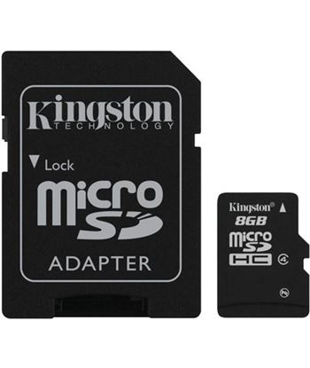 Toshiba tarjeta memoria micro sd 8gb 07153430