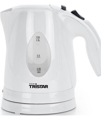 Hervidor WK1331 Tristar 0,9 litros 1000w en blanco