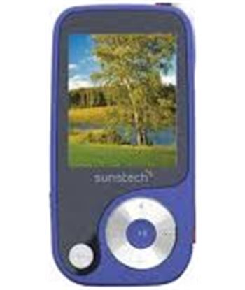 1,8'' reproductor mp4 Sunstech THORNBLUE mp3, - THORNBLUE