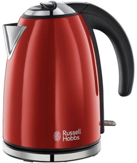 Hervidor Russel hobbs 1894170RH flame red - 4008496761760