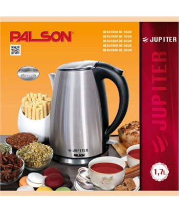 Hervidor liquidos de acero jupiter Palson 30912