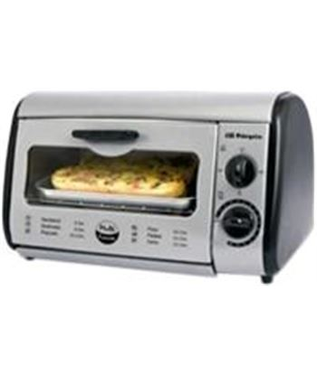 Mini horno tostador Orbegozo HO810A, 800w, 8l, tes