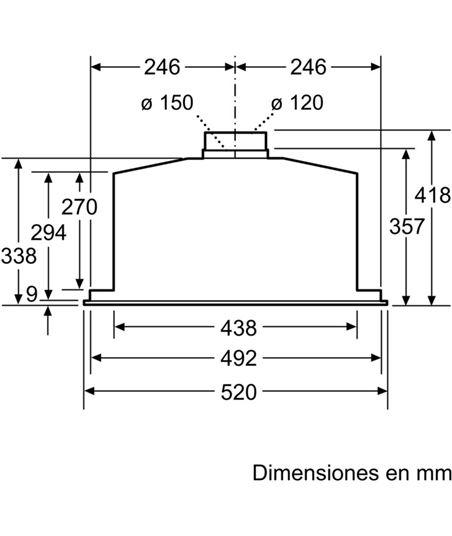 Balay 3bf267ex Campanas convencionales - 70305546_4252667694