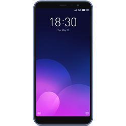 Teléfono libre Meizu m6t 14,47 (5.7'') hd 32/3gb azul M811H_3_32BL - M811H_3_32BL