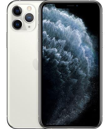 Apple movil iphone 11 pro 5,8'' 256gb silver mwc82ql_a - MWC82QL_A