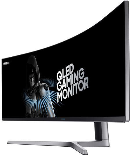 Monitor gaming curvo panoramico Samsung c49hg90 - 49''/124.4cm va 1800r - uh LC49HG90DMUXEN - 71799331_4933992304