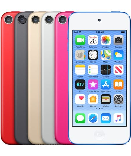 Apple ipod touch 32gb rojo product red - mvhx2py/a - 71434787_4248543850