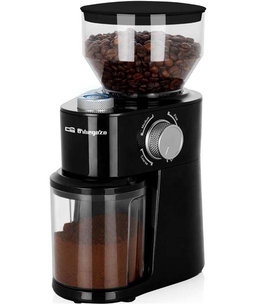 Molinillo cafe Orbegozo MO3400 2-12 tazas negro Hornos sobremesa - MO3400