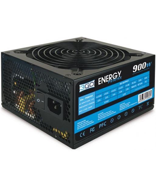 Fuente alimentación 3go PS901SX - 900w - ventilador 12cm - pfc pasivo - sis - 3GO-FUENTE PS901SX