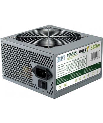 Fuente alimentación 3go PS580S - 580w - 20+4pin - 2*sata - ventilador 12cm