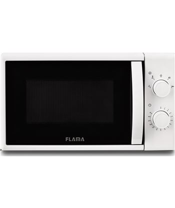Nuevoelectro.com microondas flama 1824fl blanco - 700w - 20l - 5 programas automáticos - fun