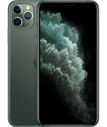 Apple movil iphone 11 pro max 6,5'' 256gb midnight green mwhm2ql/a - MWHM2QLA