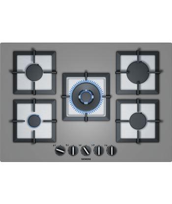 Placa gas Siemens EP7A8QB20 75cm 5quem cristal met
