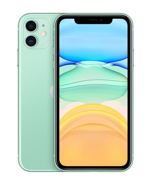 Apple iphone 11 64gb verde - MWLY2QL/A - APL-IPHONE 11 64 V