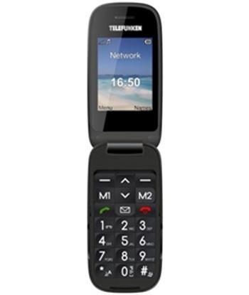 Teléfono móvil libre Telefunken tm 260 cosí rojo - pantalla 6.6cm + pantall TTM00260RE - 3760009159150
