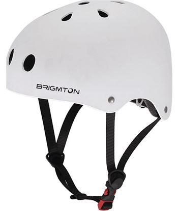 Casco para scooter Brigmton bh1 blanco BH_1_B