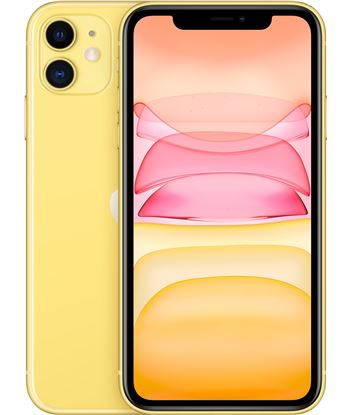 Apple iphone 11 256gb amarillo - MWMA2QL/A Telefonos móbiles - A0028076