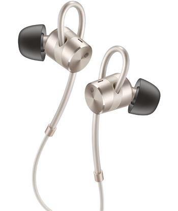 Huawei AM185 dorado auriculares in-ear con micrófono cancelación de ruido a
