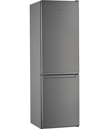 Whirlpool W7831AOX frigorífico combi whi total no frost clase 189x59,6 cm a+ - W7831AOX