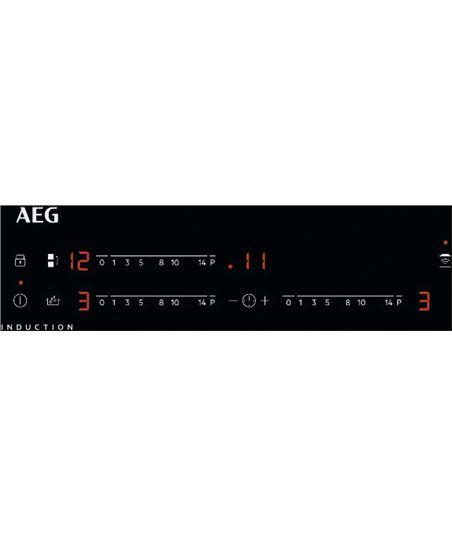Placa induccion Aeg iae63421cb 3f 60cm sin marco 949597576 - 76322141_6778361577
