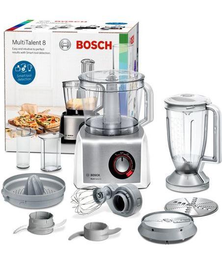 Robot de cocina Bosch multitalent 8 - 1250w - hasta 50 funciones distintas MC812S820 - 71355855_0203052882